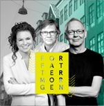 Erling Jepsen, Bille August & Julia Lahme